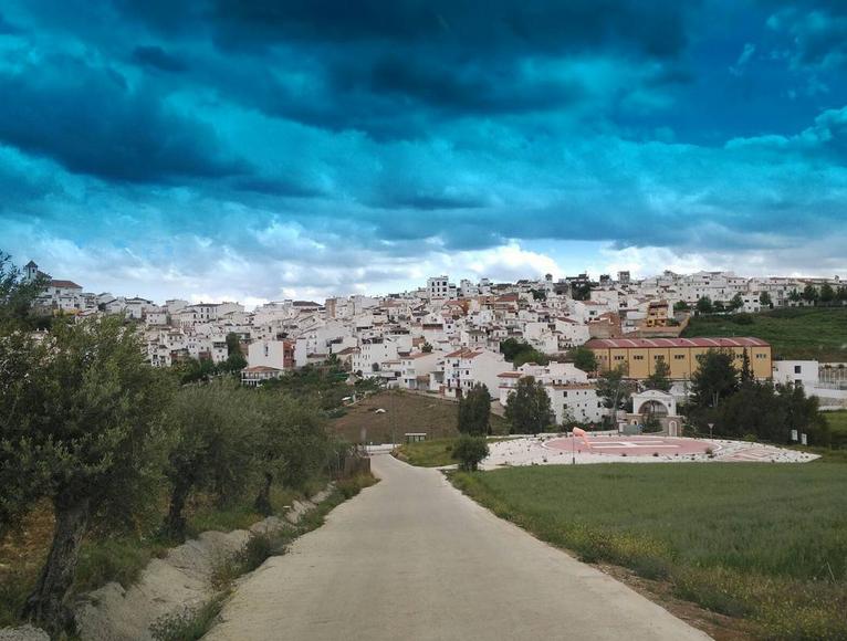 El turismo rural crece en Málaga. Foto: Alozaina (Nazaret Heredia)